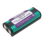 CB0105 - Phone battery NiMH 830 mAh - for Panasonic KX-TG2632, TG5761, TG5766, TG5767, TG5779, TG6702, TGA570, TGA572, TGA670