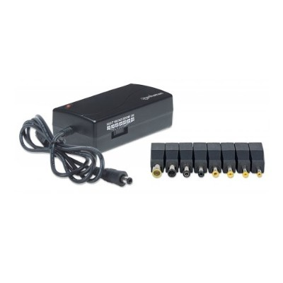 Manhattan Office Products70 Watts Power Adapter - Black(100854)