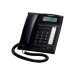 KX-TS880B - Corded phone with caller ID/call waiting - black