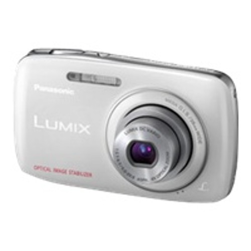 Panasonic Lumix DMC-S3 - digital camera