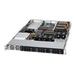"Supermicro SuperServer 1026GT-TF-FM107 - Server - rack-mountable - 1U - 2-way - RAM 0 MB - SATA - hot-swap 2.5"" - no HDD - Tesla M2070 - GigE - monitor: none"