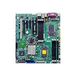 SUPERMICRO H8DA8-2 - Motherboard - extended ATX - Socket F - 2 CPUs supported - nForce Pro 3600 - 2 x Gigabit LAN - HD Audio (8-channel)