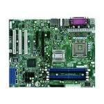 SUPERMICRO C2SBA+II - Motherboard - ATX - LGA775 Socket - G33 - Gigabit LAN - onboard graphics - HD Audio (8-channel)