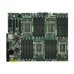 Super Micro SUPERMICRO H8QG6-F - Motherboard - SWTX - Socket G34 - 4 CPUs supported - AMD SR5690/SR5670/SP5100 - 2 x Gigabit LAN - onboard graphics MBD-H8QG6-F-O