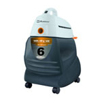 Thorne Electric WD-650 Wet/Dry Vacuum Cleaner, Graphite 00-5406-4
