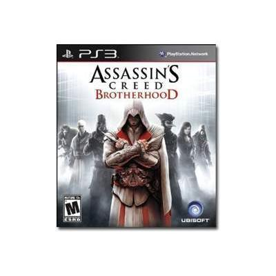 Assassins Creed Brotherhood - Complete package - 1 user - PlayStation