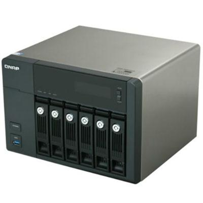 QNAP QNAP Turbo Diskless Network Attached Storage (TS-659-PROII-US)