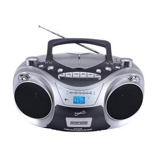 Supersonic SC-709 - boombox - CD