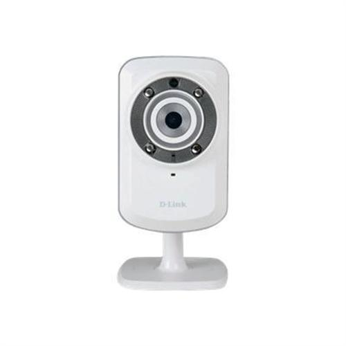D-Link DCS 932L mydlink-enabled Wireless N IR Home Network Camera - network camera