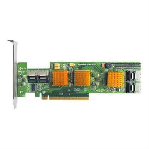 High Point Technologies HighPoint RocketRAID 2740 - storage controller (RAID) - SATA 6Gb/s / SAS 6Gb/s - PCIe 2.0 x16