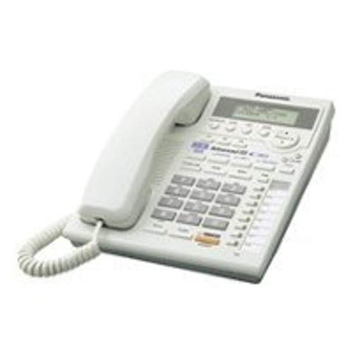 Panasonic KX TS3282W - corded phone w/ call waiting caller ID