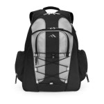 Expandable Tred Backpack - Titanium