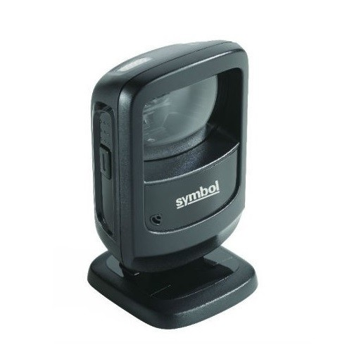 Symbol Technology Ds9208 Black Digital Scanner Dl