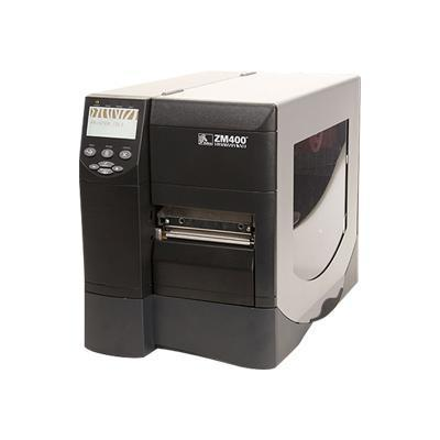 Zebra Tech Z Series ZM400 - label printer - monochrome - direct thermal / thermal transfer (ZM400-2001-4200T)