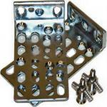 Rack mounting kit - beige - for Catalyst 1900, 2900 XL