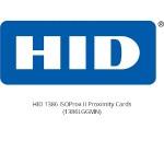 1386 ISOProx II Proximity Cards