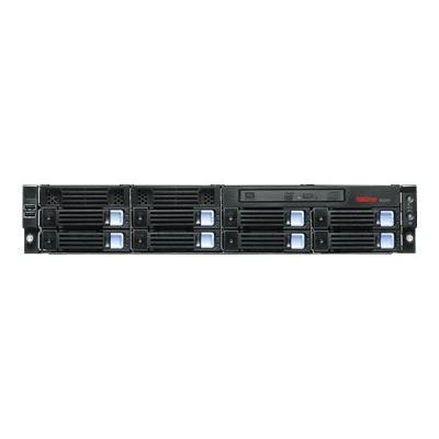 Lenovo TopSeller ThinkServer RD240 1046 Intel Xeon Quad-Core E5606 2.13GHz Rack Server - 4GB RAM, no HDD, DVD±RW, Gigabit Ethernet (104618U)