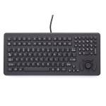 Desktop Keyboard with Force Sensing Resistor
