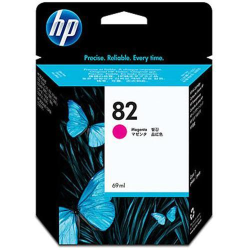 HP 82 69ml Magenta Ink Cartridge
