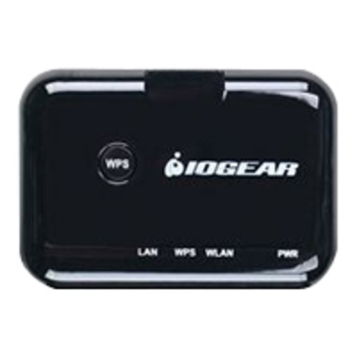 Iogear Universal Wi-Fi N Adapter Multi-Language Version - network adapter