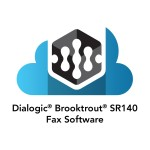 Brooktrout SR140 - License + 1 year Software Maintenance Agreement - 8 channels - Win