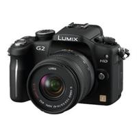 Panasonic Lumix G DMC-GH2K - Digital camera - mirrorless - 16.05 MP - Four Thirds - 3x optical zoom 14-42mm lens - black DMC-GH2KK
