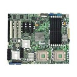 SUPERMICRO X7DCL-3 - Motherboard - ATX - LGA771 Socket - 2 CPUs supported - i5100 - 2 x Gigabit LAN - onboard graphics