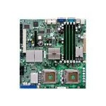 SUPERMICRO X7DVL-L - Motherboard - LGA771 Socket - 2 CPUs supported - i5000V - 2 x Gigabit LAN - onboard graphics