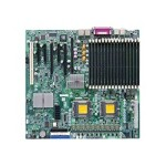SUPERMICRO X7DBi+ - Motherboard - LGA771 Socket - 2 CPUs supported - i5000P - 2 x Gigabit LAN - onboard graphics
