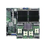 Super Micro SUPERMICRO X7QCE - Motherboard - Socket 604 - 4 CPUs supported - i7300 - 2 x Gigabit LAN - onboard graphics MBD-X7QCE-O