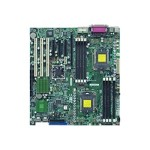 SUPERMICRO H8DM3-2 - Motherboard - extended ATX - Socket F - 2 CPUs supported - nForce Pro 3600 - 2 x Gigabit LAN - onboard graphics