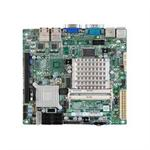 SUPERMICRO X7SPA-H - Motherboard - mini ITX - Intel Atom D510 - 2 x Gigabit LAN - onboard graphics