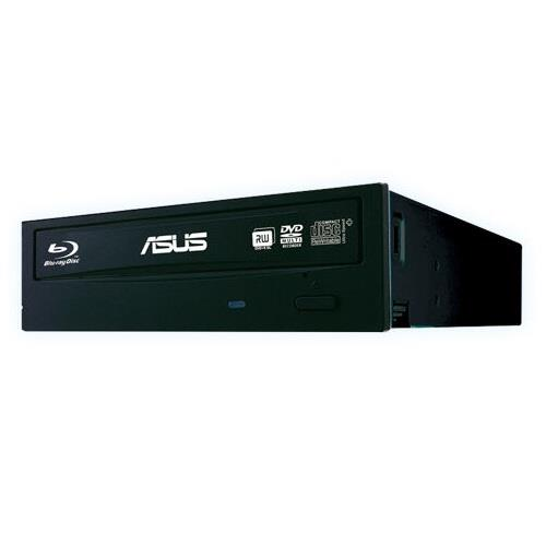 ASUS BW-12B1ST 12X Blu-Ray Internal Burner Drive - Black