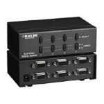 Video Matrix Switch 2 x 8 Channel - Monitor switch - 8 x VGA + 2 x VGA - desktop
