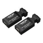 Mini CAT5 Extender Kit - Video extender - 15 pin HD D-Sub (HD-15), RCA / 15 pin HD D-Sub (HD-15), RCA