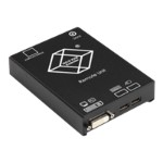 ServSwitch DVI CATx KVM Extender, Single, Receiver - KVM extender - USB - up to 400 ft