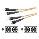 Black Box Network cable - ST multi-mode (M) to ST multi-mode (M) - 16.4 ft - fiber optic - 62.5 / 125 micron - plenum EFP062-005M-CC
