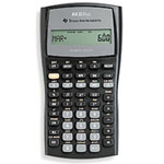 Texas Instruments BA II Plus Financial Calculator IIBAPL/CLM/1L1/G