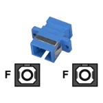 Black Box Network coupler - SC multi-mode (F) to SC multi-mode (F) - fiber optic FOT117