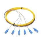Pigtail - SC/UPC single-mode (M) - 6.6 ft - fiber optic - 8.5 / 125 micron