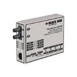 FlexPoint Modular Media Converter - Fiber media converter - Ethernet - 10Base-T, 10Base-FL - RJ-45 / SC multi-mode - up to 1.2 miles - 850 nm