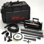 Metropolitan Vacuum DataVac 2-Pro Series 1-1/6-Horsepower Toner Vacuum with Carrying Case MDV-2TCA