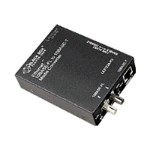 AutoCross Ethernet - Fiber media converter - Ethernet, Fast Ethernet - 10Base-T, 10Base-FL - RJ-45 / ST multi-mode - up to 1.2 miles