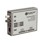 FlexPoint Modular Media Converter - Fiber media converter - 10Base-T, 10Base-FL - ST single-mode / RJ-45 - up to 9.3 miles - 1300 nm