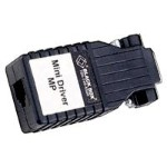 Mini Driver MP9 - Short-haul modem - RS-232 - serial - terminal block / 9 pin D-Sub (DB-9) - up to 5 miles
