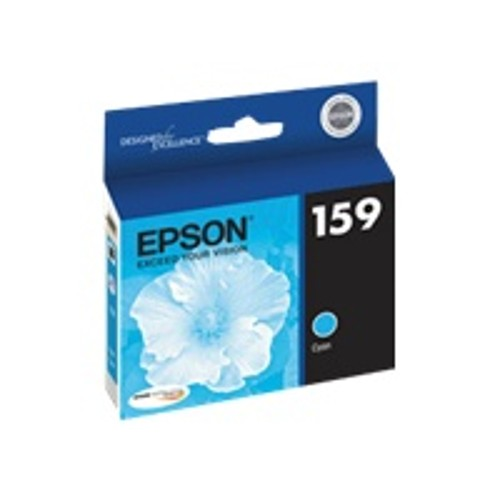 Epson 159 - cyan - original - ink cartridge