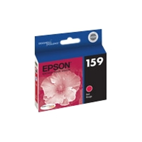 Epson 159 - red - original - ink cartridge