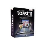 Roxio Toast Titanium - ( v. 11 ) - license - 1 user - academic - CTL - 251-500 licenses - Mac - English