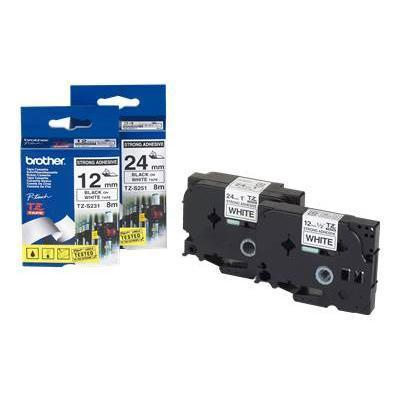 Brother TZe 161 - laminated tape - 1 roll(s) (TZE-161)