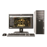 HP Workstation z400 - - 1 - GigE SF638UC#AC4